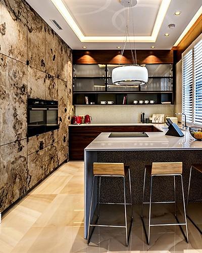 Blat kuchenny granitowy czy marmurowy – czyli który rodzaj kamienia wybrać